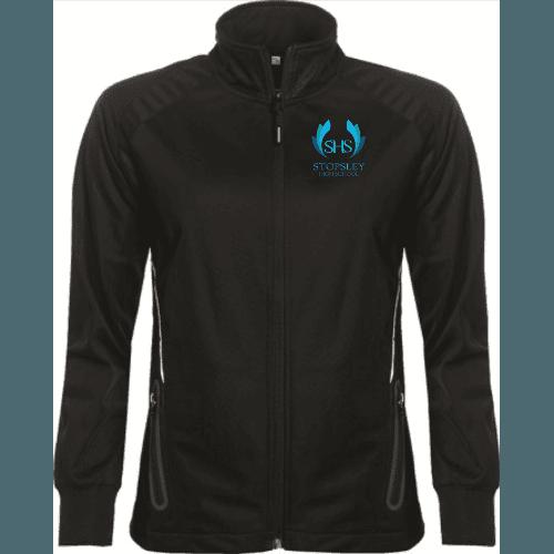 Black Sports Jacket (Girls)