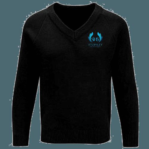 Black Jumper (Unisex)