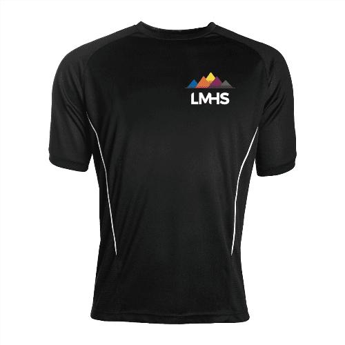 Black PE T-Shirt