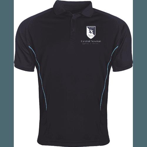 Navy PE Polo Shirt (Boys)