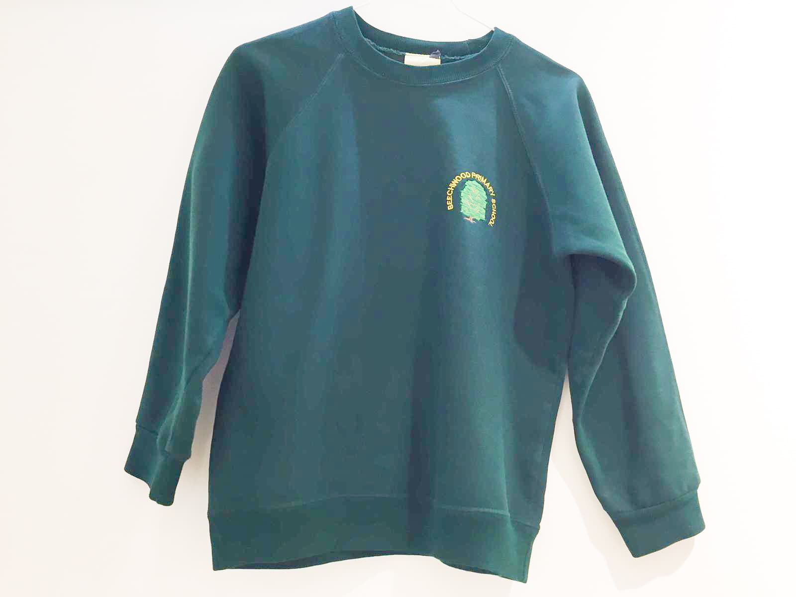 Dark Green Sweatshirt