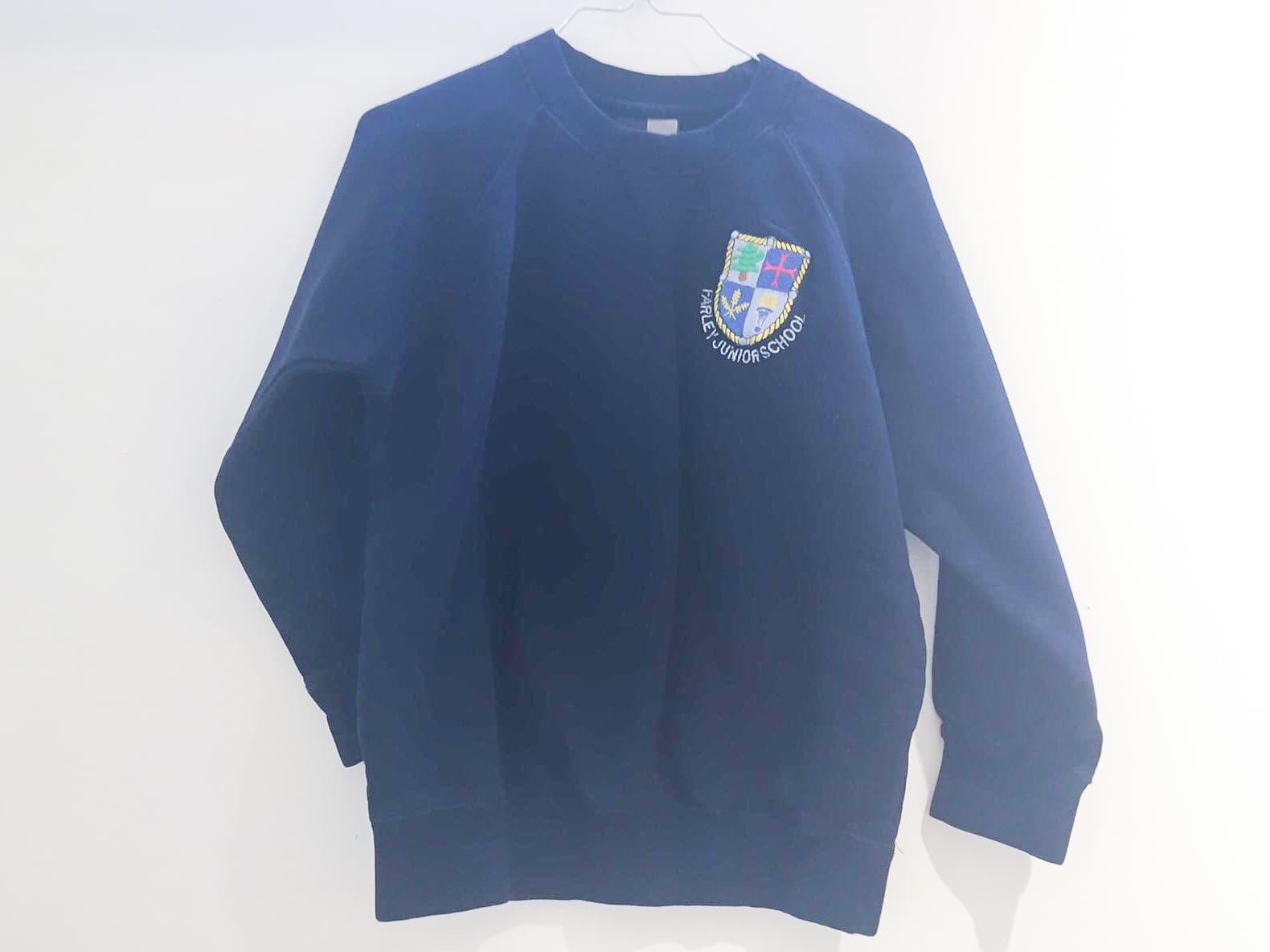 Dark Navy Sweatshirt