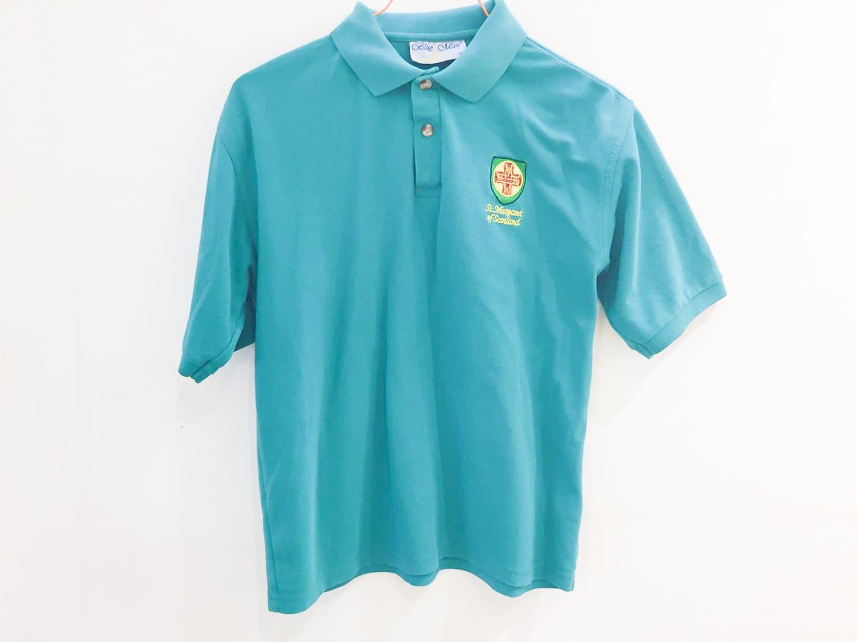 Teal Polo Shirt